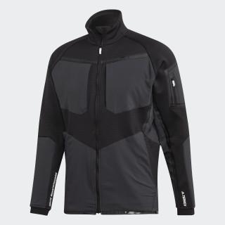 Terrex_WM Fleece Jacket Black DU0811