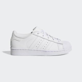 Superstar Foundation Shoes Cloud White / Cloud White / Cloud White BA8380
