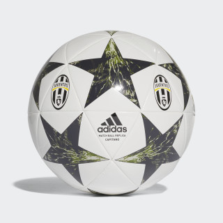 Balón Capitano Finale 17 Juventus WHITE/NIGHT GREY/CRAFT GREEN F16/SESAME CINDER BS3453