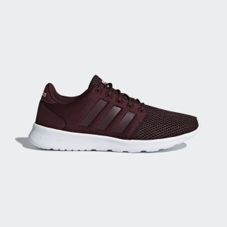 Zapatillas CF QT RACER MAROON/MAROON/CLEAR ORANGE B43760