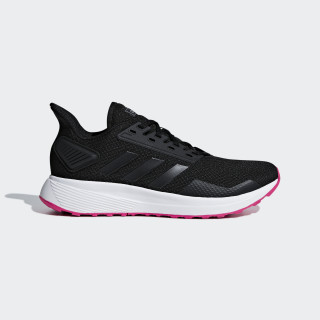 Zapatilla Duramo 9 Core Black / Core Black / Shock Pink F34665