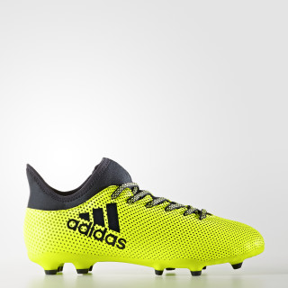 Chaussure X 17.3 Terrain souple Solar Yellow/Legend Ink S82369