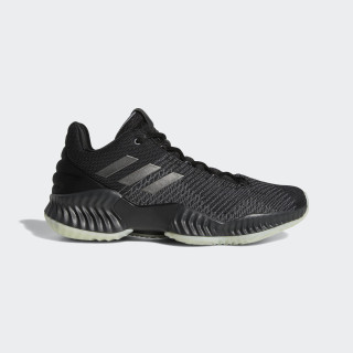 Pro Bounce 2018 Low Shoes Core Black / Night Metallic / Carbon B41864