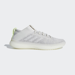 Sapatos Pureboost Trainer Raw White / Ftwr White / Hi-Res Yellow BB7219