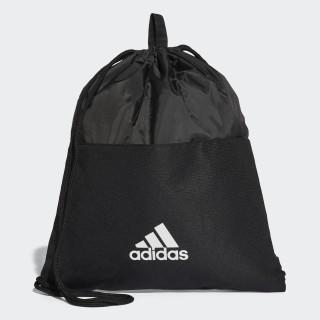 3-Stripes Gym Tas Black / White / White CF3286