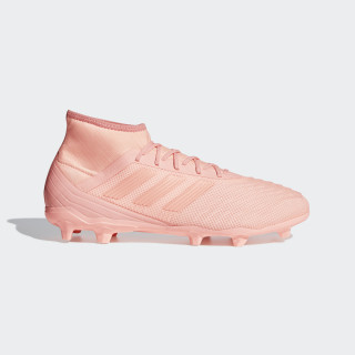 Predator 18.2 Firm Ground Boots Clear Orange / Clear Orange / Trace Pink DB1998