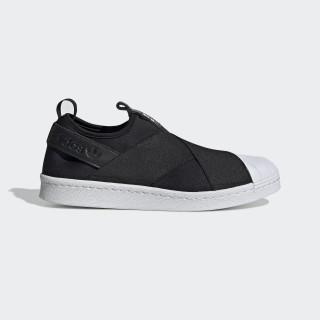 Zapatillas Originals Superstar Slip On W CORE BLACK/WHITE S81337