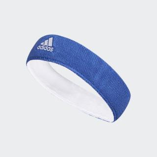 Interval Reversible Headband Collegiate Royal / White Q06406
