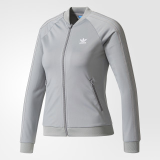 Veste de survêtement SST Grey Three/White CE6255