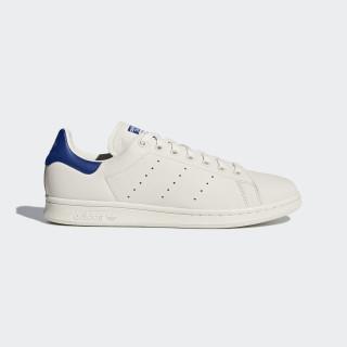 Stan Smith Shoes Chalk White / Chalk White / Collegiate Royal B37899