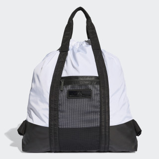Gym Tas White / White / Black DM3439