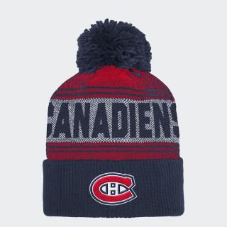 Bonnet Canadiens Cuffed Pom Knit Nhlmca CY2999