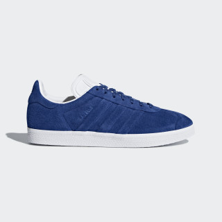 Gazelle Stitch and Turn Shoes Collegiate Royal/Collegiate Royal/Ftwr White BB6756
