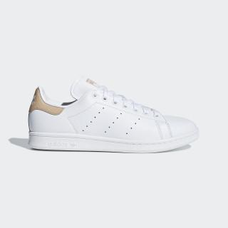 Sapatos Stan Smith Ftwr White / Ftwr White / St Pale Nude B41476
