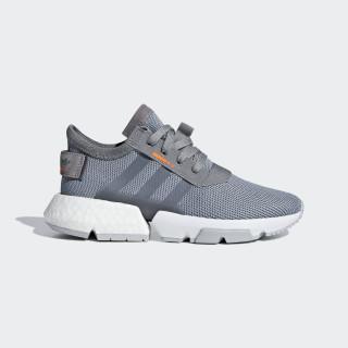 POD-S3.1 Schuh Grey Three / Grey Three / Solar Orange B42055