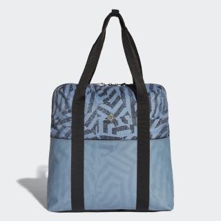ID Convertible Graphic Tote Bag Raw Grey/Carbon/Black CV4247