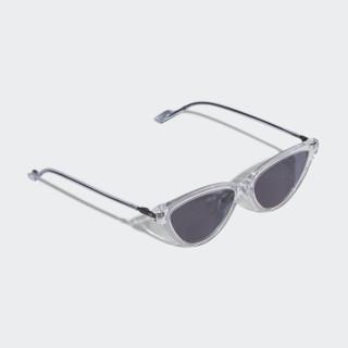 AOK006 Sunglasses Crystal White / Black / Collegiate Royal CK4094
