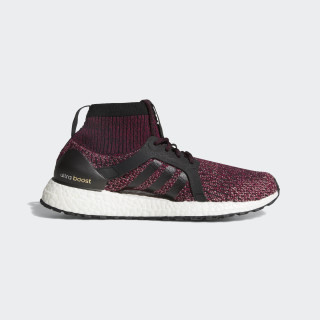 UltraBOOST X All Terrain Shoes Mystery Ruby/Core Black/Trace Pink BY1678