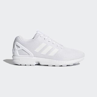 Scarpe ZX Flux Footwear White/Clear Grey S32277