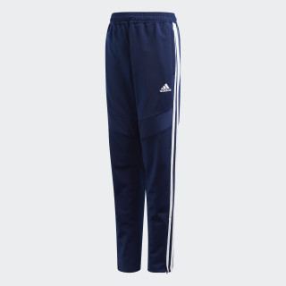 Tiro 19 Polyester Pants Dark Blue / White DT5183