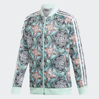 Zoo SST Originals Jacke Multicolor / Clear Mint / White D98902