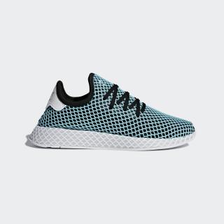 Deerupt Runner Parley Shoes Core Black / Core Black / Blue Spirit CQ2623