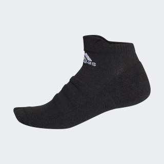 Alphaskin Lightweight Cushioning Ankle CLIMACOOL Socken Black/White CG2655
