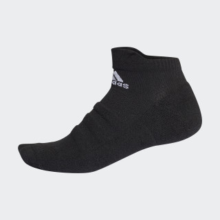 Alphaskin Lightweight Cushioning Ankle Socks Black/White CG2655
