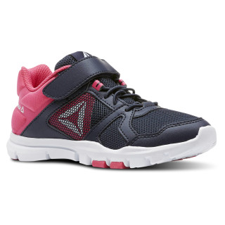 Yourflex Train 10 - Pre-School Collegiate Navy / Twisted Pink / White CN5670