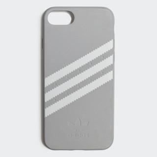 Molded iPhone 8 Schutzhülle Clear Onix / White CK6176