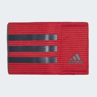 Football Captain's Armband Scarlet/Dark Grey CF1053
