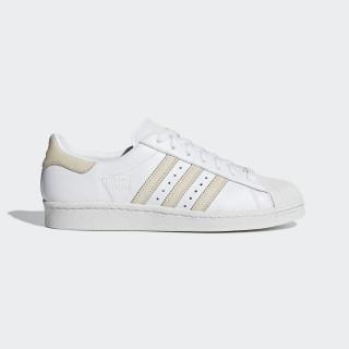 Superstar 80s Schuh Ftwr White / Ecru Tint / Crystal White CG7085