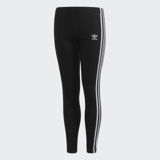 3-Streifen Leggings Black/White CD8411