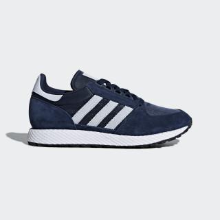 Forest Grove Shoes Collegiate Navy / Aero Blue / Core Black D96630