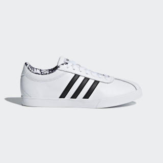 Sapatos Courtset Ftwr White / Ftwr White / Core Black BB7322