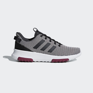 Cloudfoam Racer TR Shoes Ice Purple / Carbon / Mystery Ruby B42170