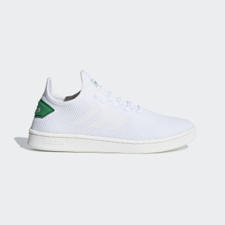 Court Adapt Shoes Ftwr White / Ftwr White / Green F36417