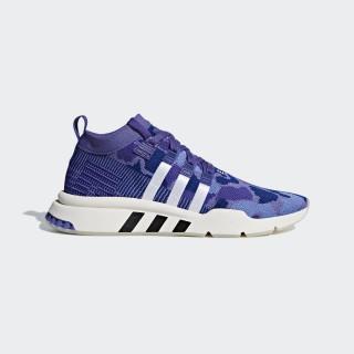 EQT Support Mid ADV Primeknit Shoes Purple / Energy Ink / Core Black B37457