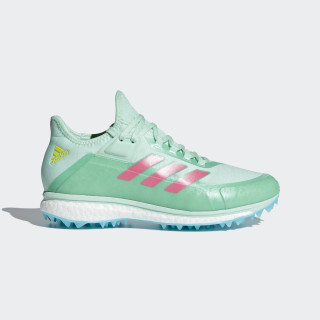 Fabela X Shoes Clear Mint / Real Pink / Shock Yellow AQ1229