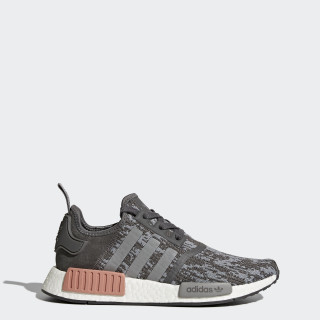 NMD_R1 Shoes Grey / Grey / Raw Pink BY9647