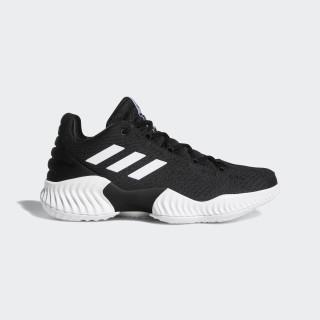 Pro Bounce 2018 Low Schuh Core Black / Ftwr White / Core Black AH2673