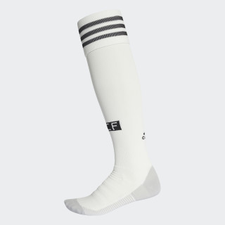 Calcetines Real Madrid Local 2018 CORE WHITE/BLACK DH3374