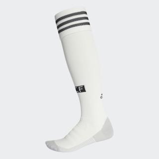 Real Madrid Thuissokken Core White / Black DH3374