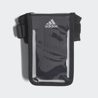 Brazalete Media Arm BLACK/WHITE/BLACK REFLECTIVE BR7223
