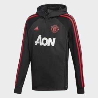 Manchester United Warm Oberteil Black / Blaze Red / Core Pink CW7588
