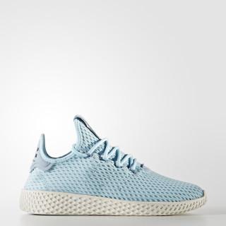 Tenis Pharrell Williams Hu Junior ICEY BLUE F17/ICEY BLUE F17/FTWR WHITE CP9802