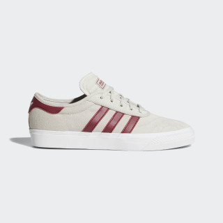 Adiease Premiere Shoes Crystal White / Collegiate Burgundy / Ftwr White B41845