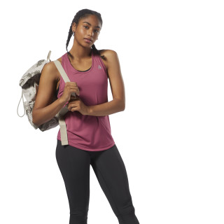 Performance Mesh Tank Twisted Berry DN6985