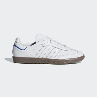 Tenis Samba OG CRYSTAL WHITE/CRYSTAL WHITE/HI-RES BLUE S18 B44690