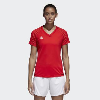 Camiseta de entrenamiento Tiro 17 Scarlet/Black/White BP8560